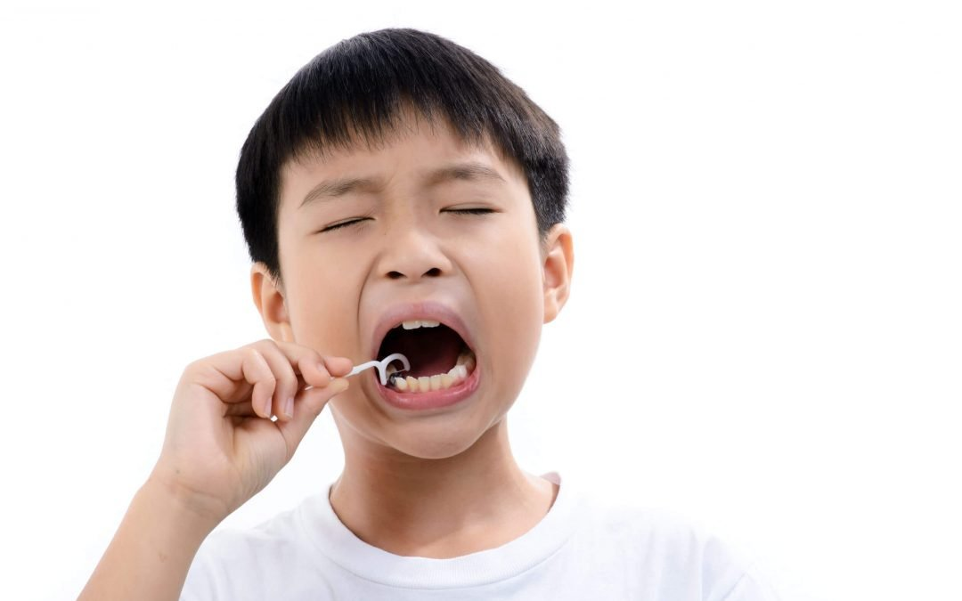 Kids Dental Hygiene Habits